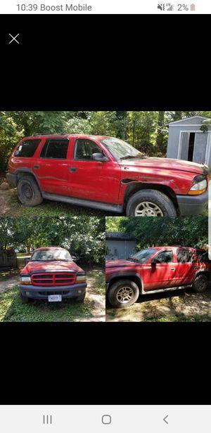 2003 Dodge Durango 4x4 sport for Sale in North Chesterfield, VA