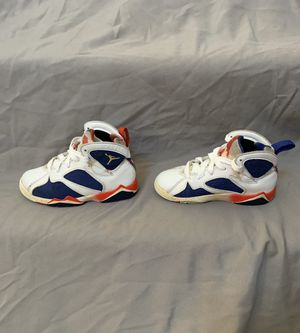 Little Boys Size 11 Jordan Retro 7 for Sale in Dover, DE
