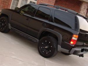 Very Nice 2003 Chevy Tahoe 4WDWheels for Sale in Peoria, IL