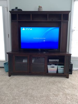 Entertainment Center for Sale in Fayetteville, NC
