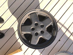 "Jeep liberty 16"" by 7"" rims for Sale in Tacoma, WA"