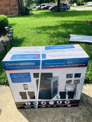 Wire stereo system for Sale in Houston, TX