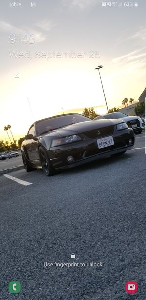 99 Ford Mustang Cobra for Sale in Pomona, CA