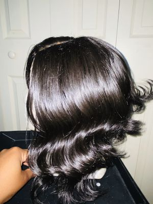 Short & Curly Lace Wig for Sale in Pittsburgh, PA