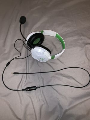 Xbox One Headset (Turtle Beach) for Sale in Temecula, CA