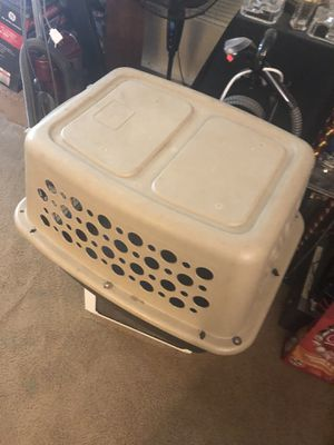 LARGE DOG CRATE for Sale in University Place, WA