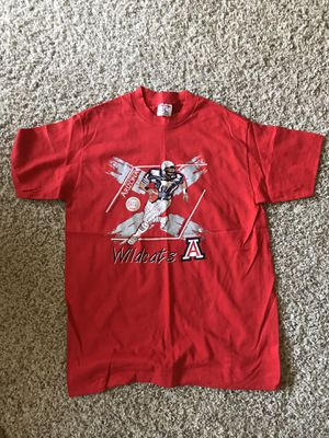 Vintage Arizona wildcats t shirt for Sale in Frisco, TX