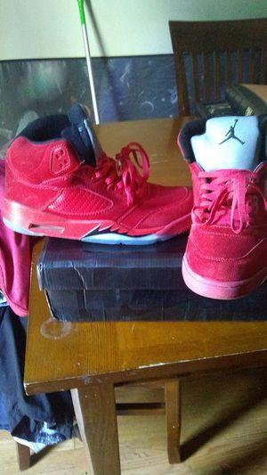 Jordan retro 5 for Sale in Sterling, VA