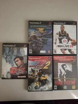 PS2 Games for Sale in San Dimas, CA