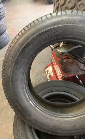 Trailer tire I believe for Sale in Austin, TX