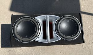 JL Audio W6v3 12 inch subwoofer for Sale in Thornton, CO