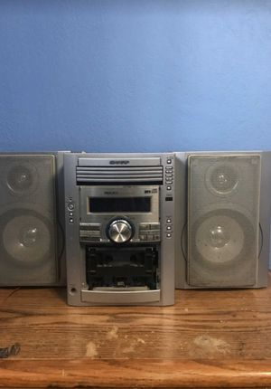 stereo system and speakers for Sale in Richmond, CA