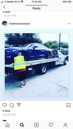 1997gmc flatbed tow truck for Sale in Dallas,  TX
