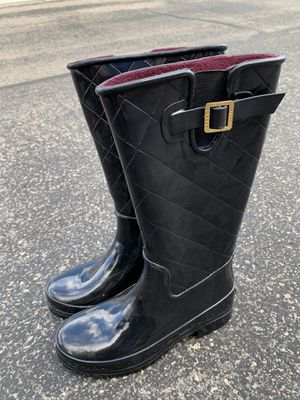 Sperry Rain Boots. for Sale in Las Vegas, NV