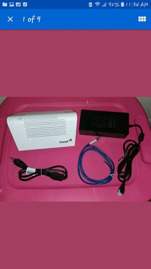Viasat Internet Gateway Wifi Router Modem for Sale in Baltimore, MD