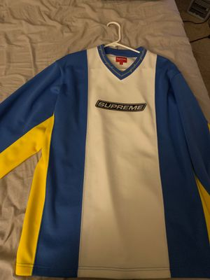 Supreme Barbed Wire motocross jersey 19ss for Sale in Chalfont, PA