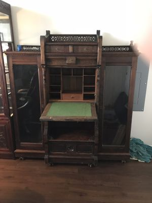 Antique furniture, good condition made in 1800s, must sale for best offer for Sale in San Diego, CA
