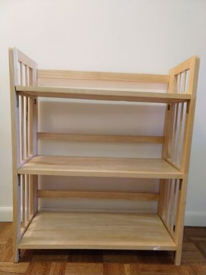 Foldable Wooden Shelve for Sale in New York, NY