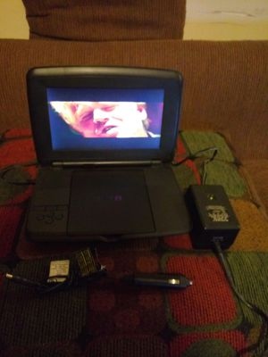 RCA.8 INCH SCREEN PORTABLE DVD PLAYER. for Sale in Lorain, OH