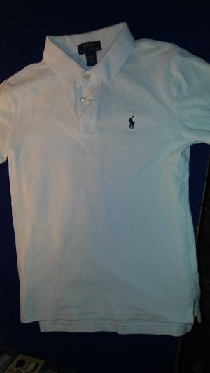 Ralph Lauren polo kids size 10-12 for Sale in Garland, TX