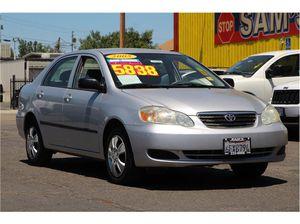 2005 Toyota Corolla for Sale in Fresno, CA