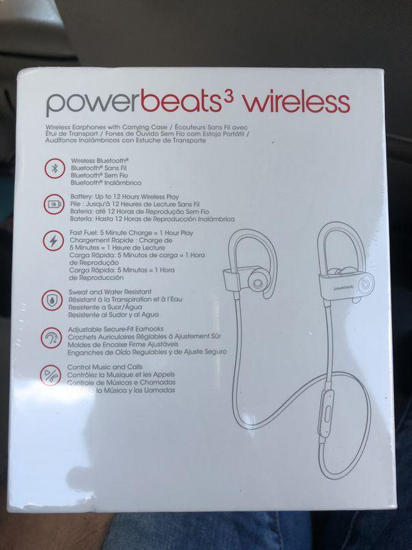 PowerBeats 3 (New)