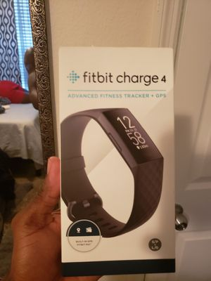 Fitbit charge 4 for Sale in Panama City Beach, FL
