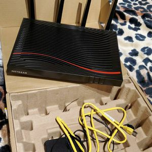 Netgear Nighthawk X4S WIFI Cable Modem Router. for Sale in San Diego, CA