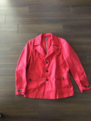 Tommy Hilfiger Red Jacket large for Sale in West McLean, VA