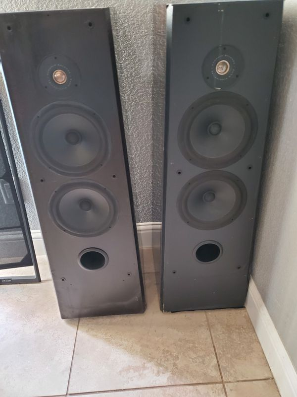 Polk Audio Towers