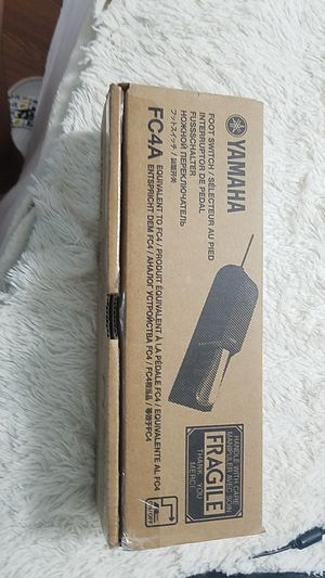 Yamaha FC4A Foot Switch for Sale in University, VA