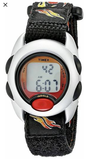 Timex Boys Time Machines Digital Watch Flames for Sale in Los Angeles, CA