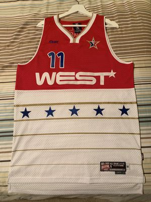 Yao Ming NBA All Star Jersey 2006 Houston Rockets M Reebok Sewn #11 for Sale in Houston, TX