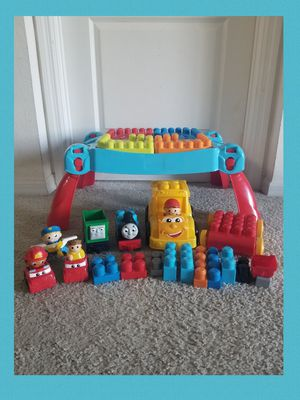 Mega bloks Table playset for Sale in Sanford, FL
