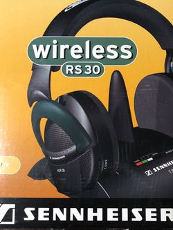 Sennheiser RS30 Ultra light Supra-Aural HiFi Stereo Wireless Headphone for Sale in Mission Viejo,  CA