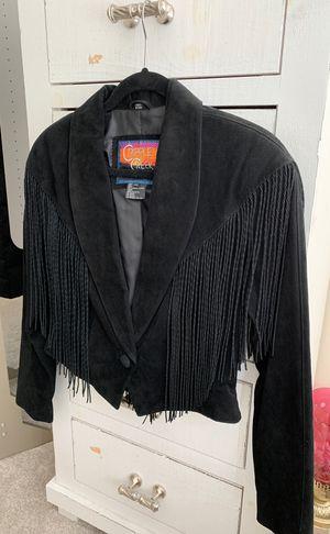 Suede Fringe Ladies Jacket for Sale in Johns Creek, GA