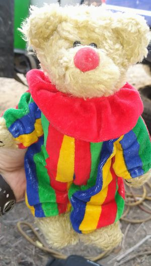 TY bear clown Beanie Baby for Sale in Denver, CO