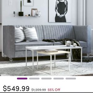 Convertible Sofa BRAND NEW IN BOX for Sale in Strongsville, OH