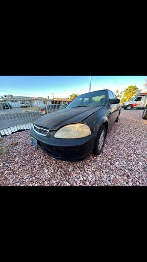 2000 Honda civic AUTOMATIC for Sale in North Las Vegas, NV