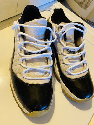Jordan shoes size 11 eleven concord white for Sale in Baldwin Park, CA