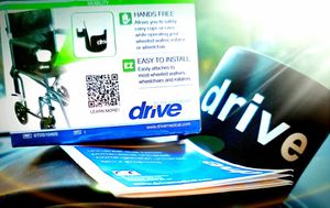 Drive Medical Universal Cup Holder for Sale in Fairfax, VA