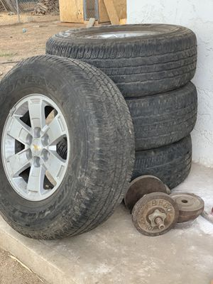 17' Tires for Sale in San Bernardino, CA