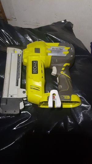 Ryobi AirStrike Brad Nailer Gun for Sale in Alameda, CA