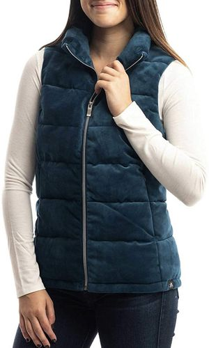 ZeroXposur Puffer Velour Quilted Vest for Sale in Long Beach, CA