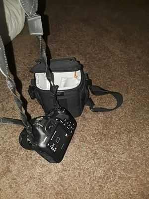 2016 Canon digital camera. With Zoom lens Ef-s 58MM for Sale in Washington, DC