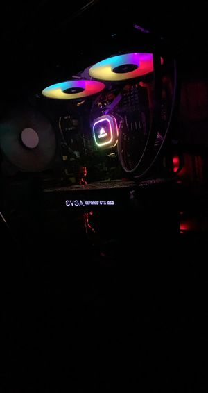 Ryzen 7 1700 with gtx 1060 ssc 6gb gaming pc for Sale in Stockton, CA