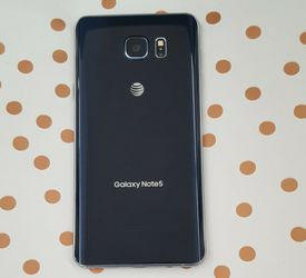 Samsung Galaxy Note 5 Unlocked for Sale in Seattle,  WA