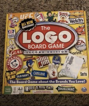 The Logo board game (used once only like new) for Sale in San Antonio, TX