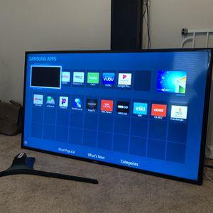 50 Inch Samsung Smart TV for Sale in Virginia Beach, VA
