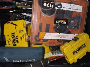 All these POWER TOOLS!!!! BUY THEM ALL OR SINGULARL!Y for Sale in Lake Oswego, OR